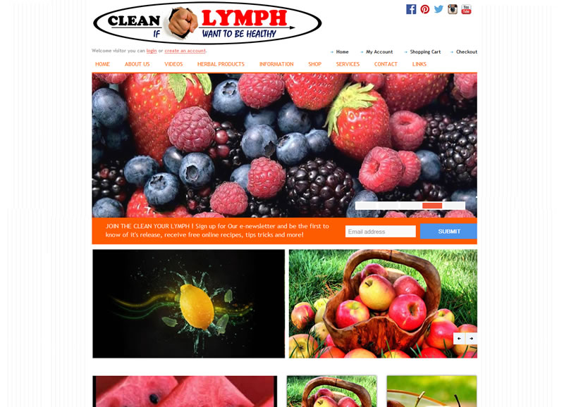 Clean Your Lymph